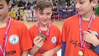 Финальный этап проекта Мини футбол в школу в Подмосковье