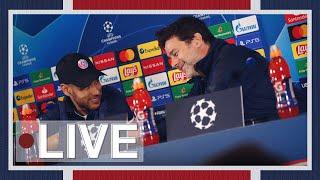 🎙 Conférence de presse de Neymar Jr et Pochettino avant Paris Saint-Germain - Manchester City  🔴🔵