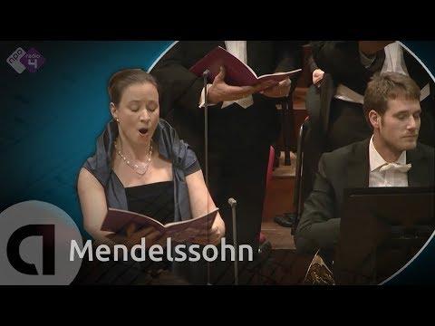 Mendelssohn - Psalm 42 - 'Wie der Hirsch schreit' - Radio Filharmonisch Orkest - Live Concert [HD]