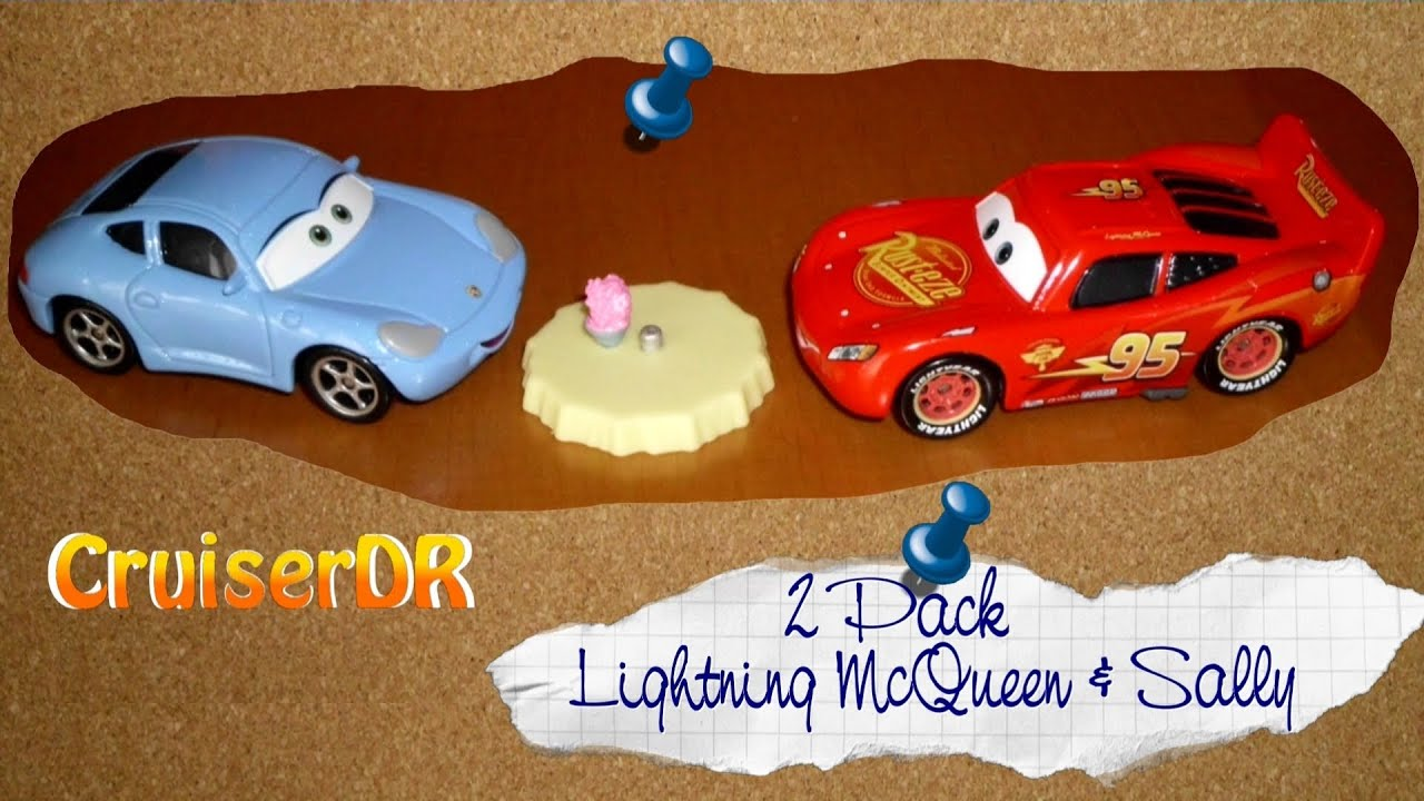 disney pixar cars 2013 diecast 2 pack lightning mcqueen. Black Bedroom Furniture Sets. Home Design Ideas