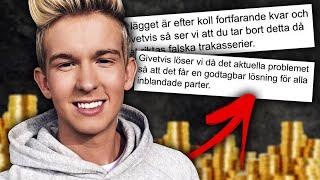 Pontus Rasmusson Försöker KÖPA Förälders Tystnad!