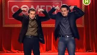 Comedy Club Случай в салоне фитнеса