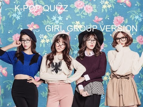 KPOP QUIZ GAME : GUESS THE SONG (GIRL GROUPS : 2016)