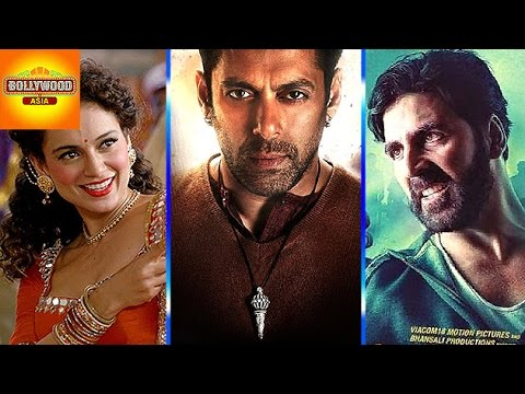 Top 10 Highest Grossing Bollywood Movies 2015 | Bollywood Asia