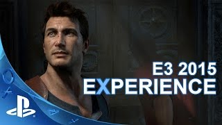 PlayStation E3 EXPERIENCE - 2015 TRAILER