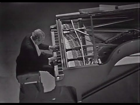 Yakov Flier plays Chopin Barcarolle, Nocturnes, Waltzes - video