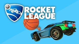 Rocket League - How was Basketball Invented? (Hoops)