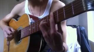 [ I Only Wish To Live A Day For You ] Kungfu Hustle Theme Song - Guitar Version