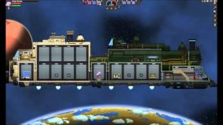 Starbound [Upbeat Giraffe] : All Novakid Ship upgrade