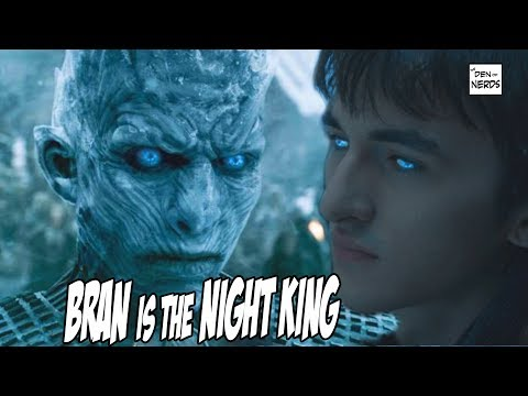 Is Bran Stark The Night King!?!? This Game Of Thrones Ending Theory Is Wild!