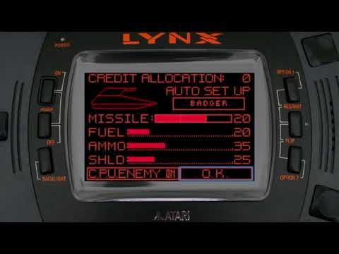 Battlezone 2000 (1995) [Atari Lynx]