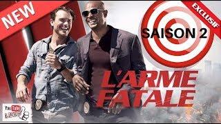 NEW : L' ARME FATALE SAISON 2 ( Mars 2018 )
