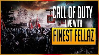 Chill Stream! Call of Duty WW2: Playing With Subs!!!🚨🚨LIVE 🚨🚨