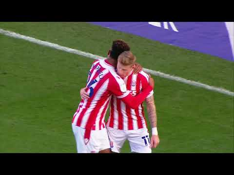 Stoke Rotherham Goals And Highlights