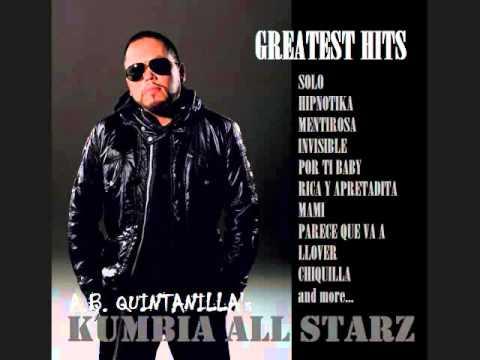 AB QUINTANILLA HITS - VIRTUAL CD