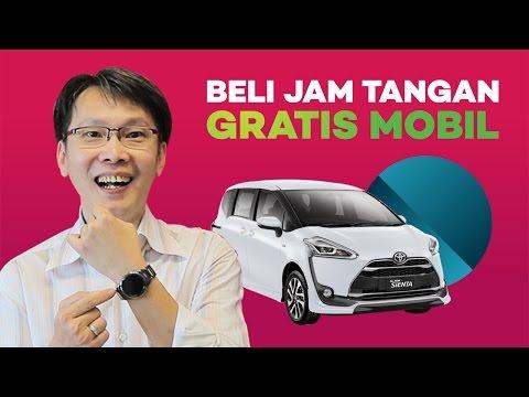 Pemenang Undian Berhadiah All New Toyota Sienta Online Revolution