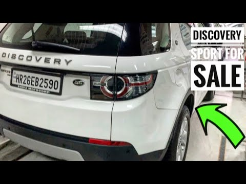 Land Rover Discovery Sport For SALE | SE 2017 Model | DELHI