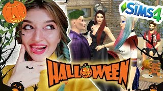 💎 Русо: НАСЛЕДСТВОТО | 🎃 HALLOWEEN PARTY 🕷️ |The Sims 4