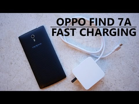 Oppo Find 7a: Fast Charging – Feature Focus