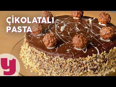 Çikolatalı Pasta Tarifi - Pasta Tarifleri | Yemek.com