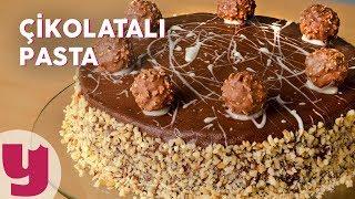 Bulabileceğiniz En Kolay Anlatımlı Çikolatalı Pasta Tarifi - Pasta Tarifleri  Yemek.com