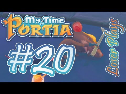 HAHA YOU'RE COLOR BLIND | My Time At Portia | Part 20