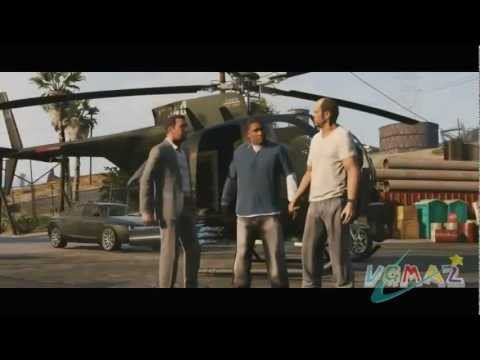 Grand Theft Auto 5 - Trailer 2 Español Latino
