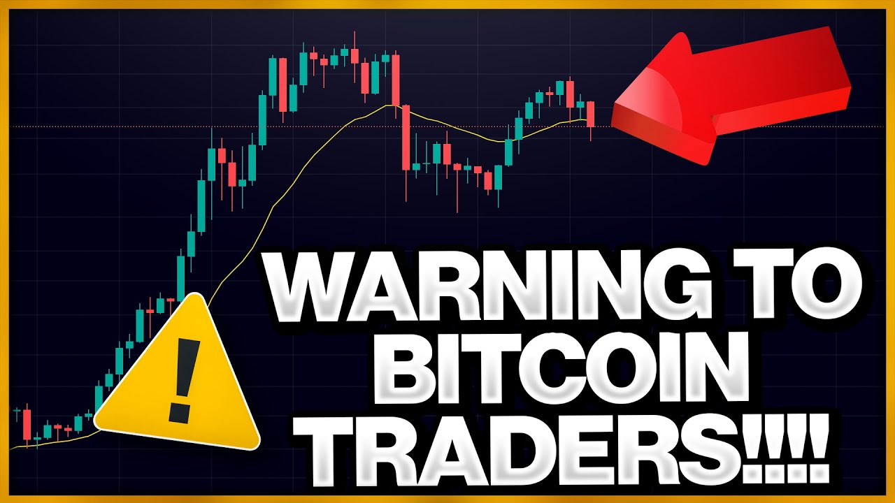 Download MAJOR WARNING TO ALL BITCOIN TRADERS!!! BOUNCE TODAY?? (This signal will be IMPORTANT!!)