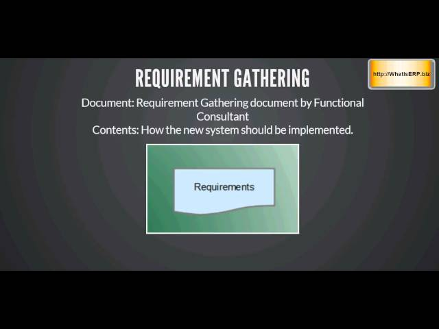 What is ERP  What is Enterprise Resource Planning  - YouTube
