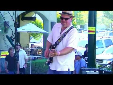 The Matty T Band-Vacaville Blues Festival 2012