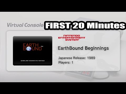 Earthbound Beginnings Nintendo Switch