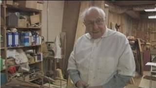 Woodworking Tools & Tips : How To Use Woodcarving Hand Tools