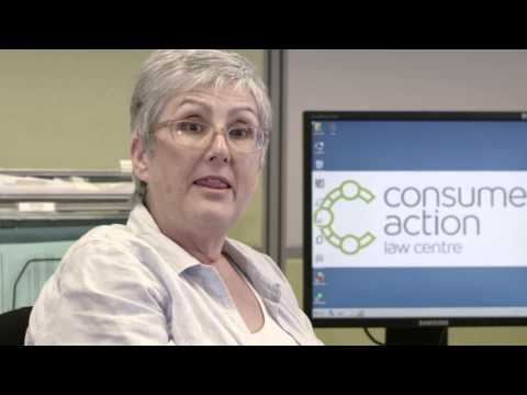 Consumer Action Law Centre - legal advice line
