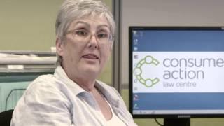 Consumer Action Law Centre - legal advice line
