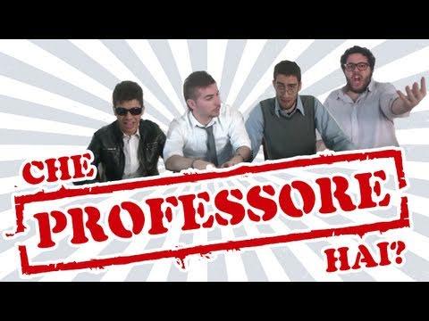 Che professore hai?