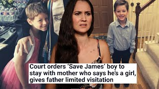 Sacrificing our sons: James Younger, the child forced to transition