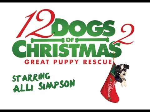 12 Dogs of Christmas 2  Starring Alli Simpson