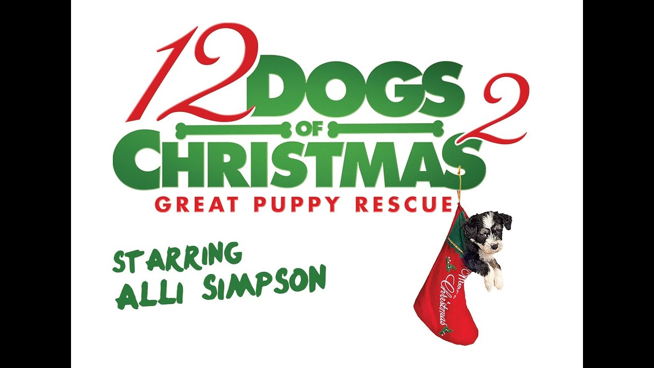 12 Dogs Of Christmas.12 Dogs Of Christmas 2 Starring Alli Simpson