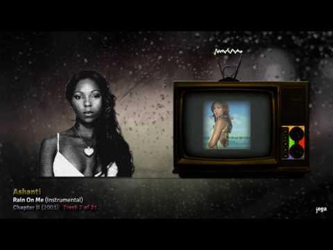 jegaTV  Rain Mood: 07 Rain On Me Instrumental