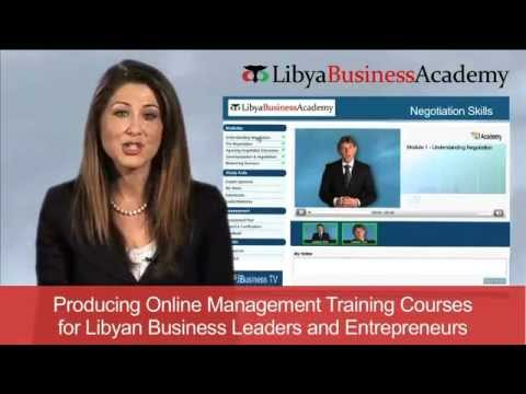Introduction to the LIbya Business Academy