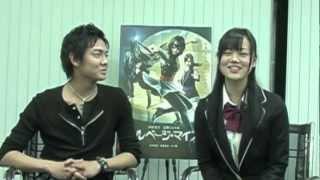 映画『サルベージ・マイス』:インタビュー #03(長田成哉・長野じゅり...