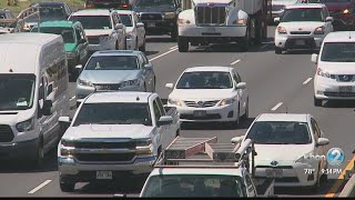 New report ranks the most stolen vehicles in Hawaii