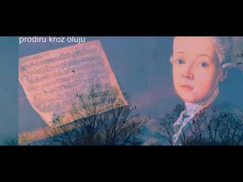 Wolfgang Amadeus Mozart - Piano Concerto No. 21 - Andante - Oluja i prodor