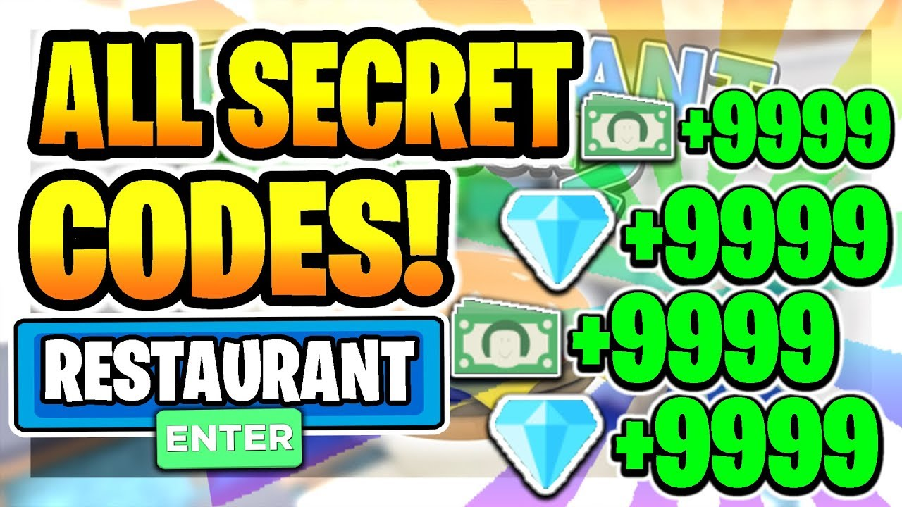 Code Roblox Restaurant Tycoon 2 All New Secret Restaurant Tycoon 2 Codes 2020 Roblox Youtube