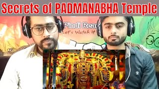 पद्मनाभ मन्दिर का रहस्य | Secrets of Padmanabha Temple | world richest temple in india | REACTION |