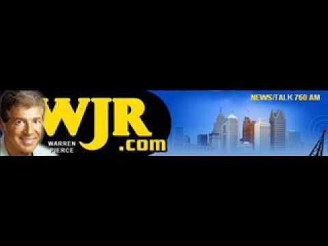 Mongol Rally Guys: WJR Radio's Warren Pierce Show Interview I