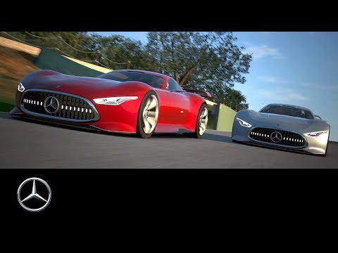 Mercedes Takes Us From Drawing Board to Clay Modeling of Vision Gran Turismo Concept