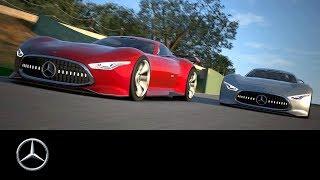 Mercedes-Benz AMG Vision Gran Turismo: Making Of