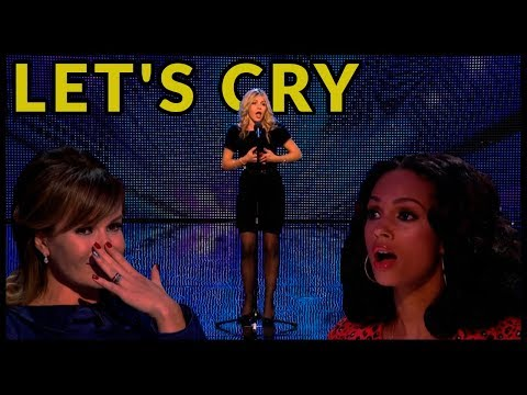 "Top 10 ""WHEN JUDGES START To CRY On BRITAIN'S GOT TALENT!"