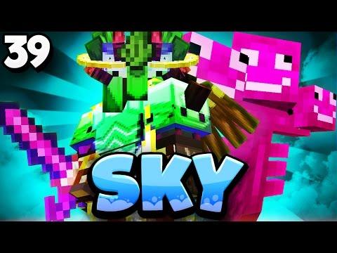 DIE BESTEN SCHWERTER VON BOTANIA! - Minecraft SKY #39 | Zinus